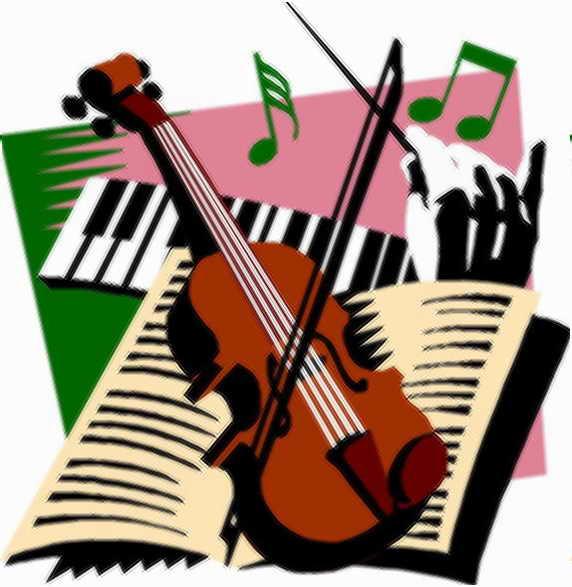 Конкурсы по предмету музыка